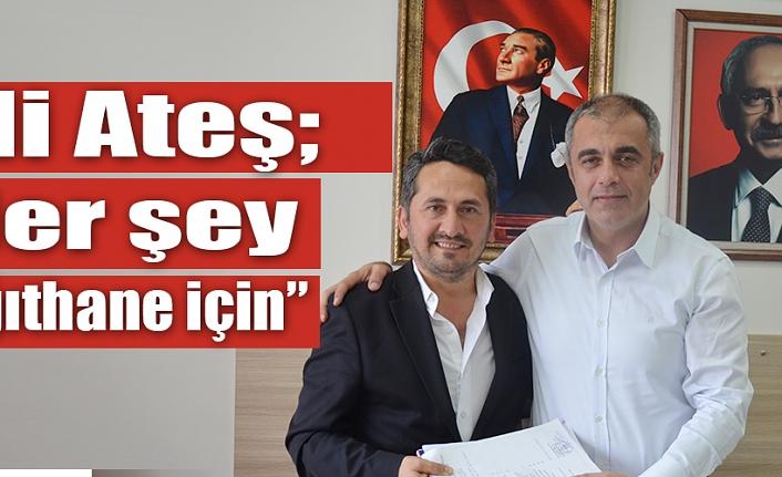 Başarılı meclis üyesi Ali Ateş, yeniden aday