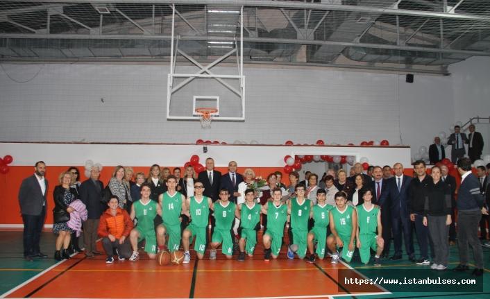 Milli Sporcular Bakırköy'de Yetişecek