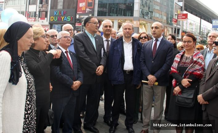 Türkiye'nin En Büyük Engelsiz Yaşam Alanı Olacak
