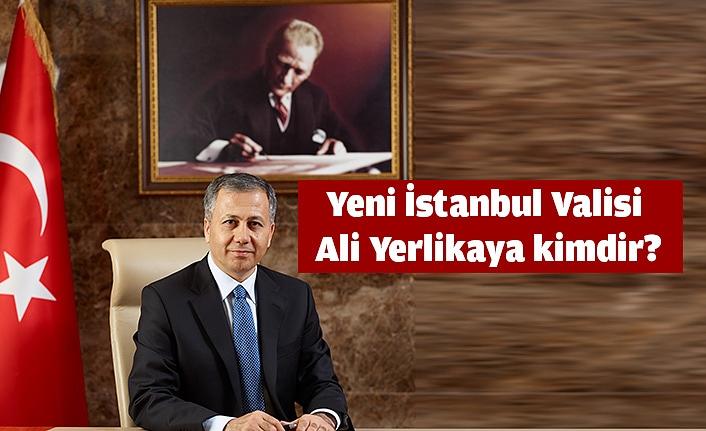 Yeni İstanbul Valisi Ali Yerlikaya kimdir?