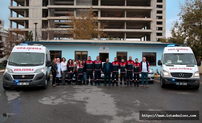 Maltepe Belediyesi'nden 22.00'a kadar evde sağlık hizmeti