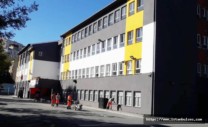 Esenler Belediyesinden okullara büyük hizmet