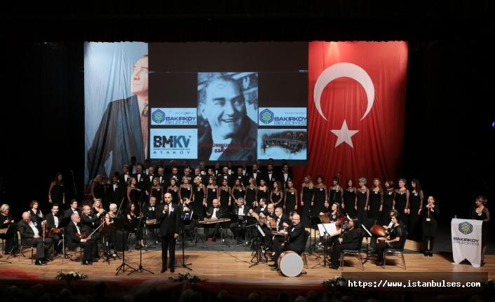 Bakırköy'de 10 Kasım'da Atamızın Sevdiği Şarkılar Konseri