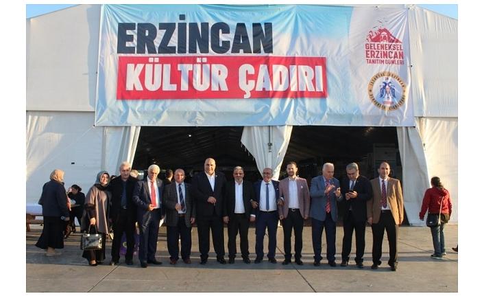 İstanbul'da Erzincan Rüzgarı Esti