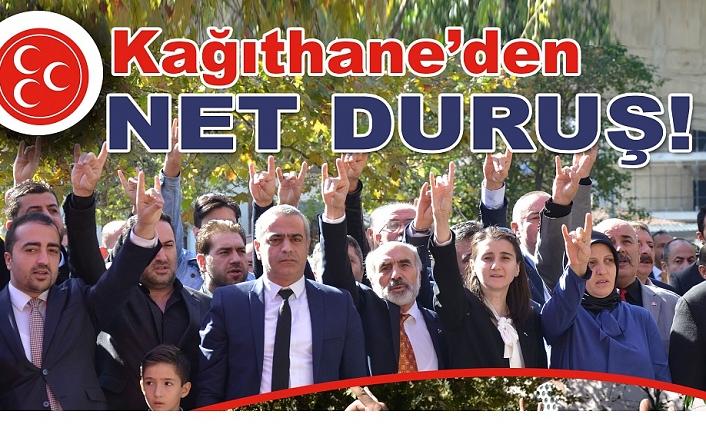 MHP Kâğıthane'den, 10 Kasım Mesajı