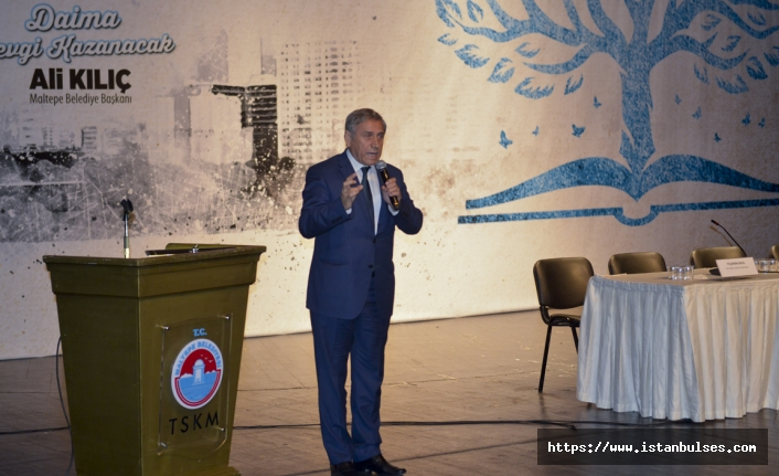 Eğitimdeki sorunlar Maltepe'de masaya yatırıldı