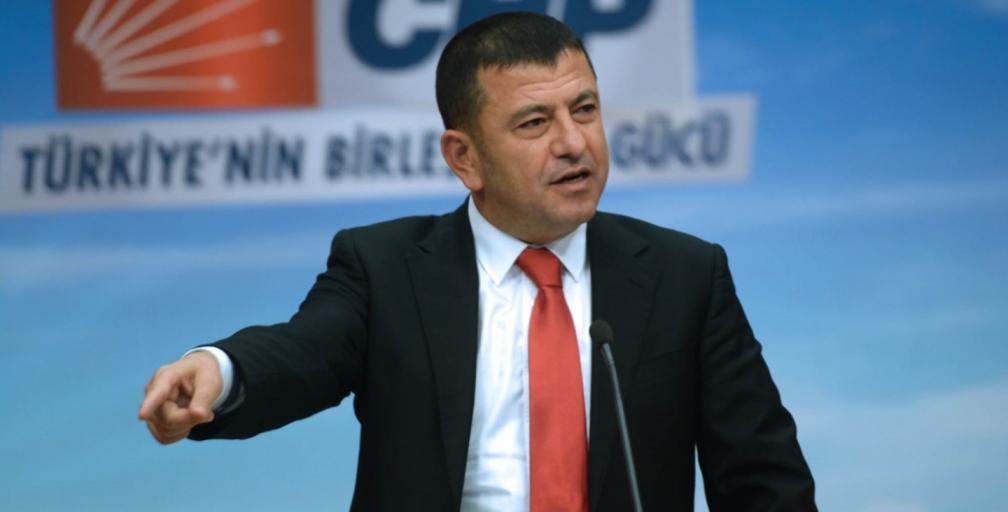 CHP GENEL BAŞKAN YARDIMCISI VELİ AĞBABA'DAN KIDEM TAZMİNATI RAPORU...