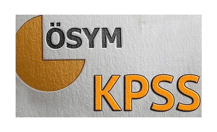 KPSS önlisans sonuçları açıklanıyor!