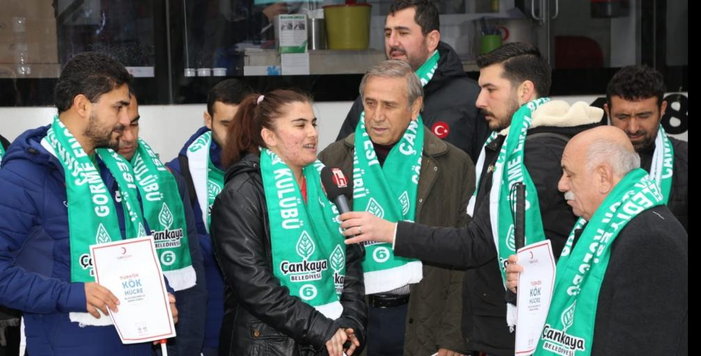 """CHP GENEL BAŞKAN YARDIMCISI YILDIRIM KAYA: """"ENGELLERİ BİRLİKTE AŞACAĞIZ"""""""
