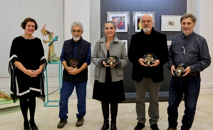 'Bir Grup İnsan' sergisi Maltepe'de