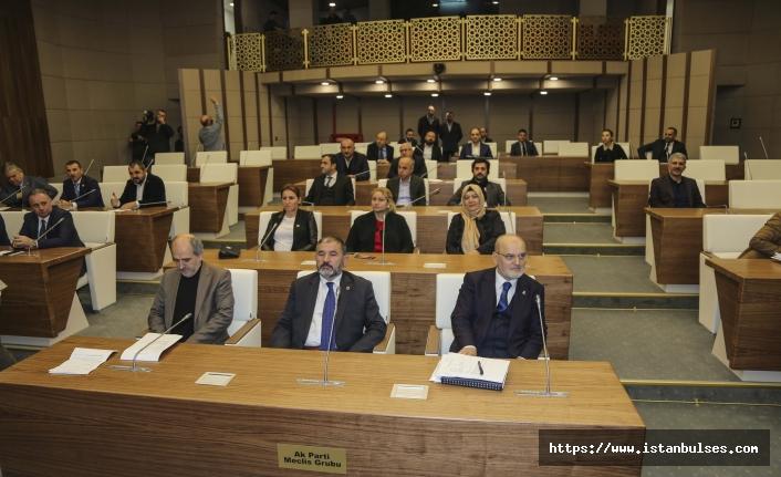Beykoz'a Yakışır  Yeni Meclis Binası Açıldı