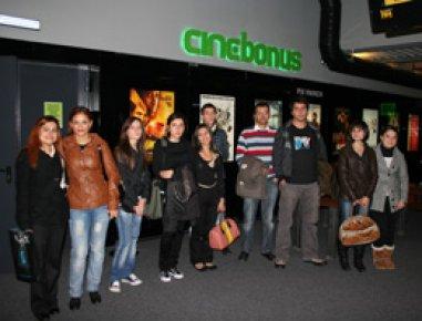 Gençlere sinema günleri