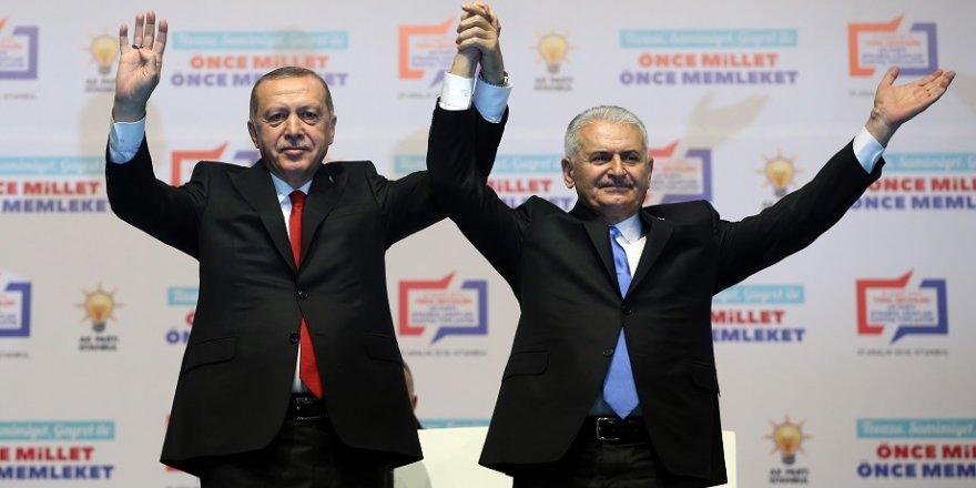 """Binali Yıldırım: """"Her İstanbullunun başkanı olacağım"""""""