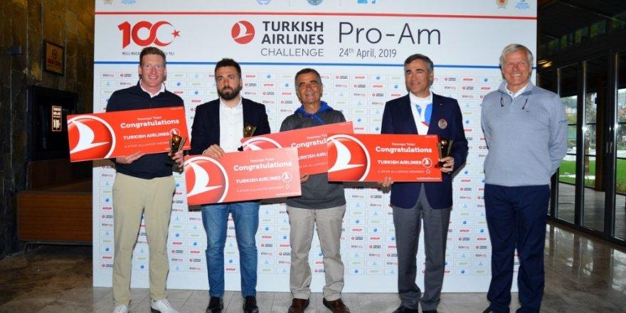 Turkish Airlines Pro-Am'in şampiyonu Klassis Takımı oldu