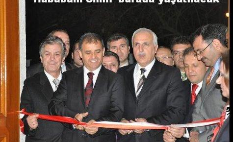 Adile Sultan Kasrı yeniden açıldı