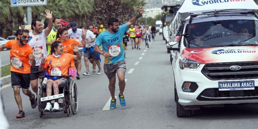 Omurilik felçli milli sporcu Tuğçe Akgün: