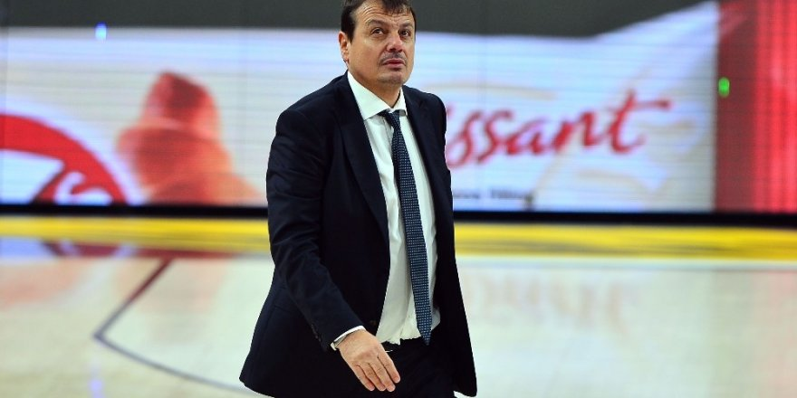 Euroleague'den Ergin Ataman'a para cezası