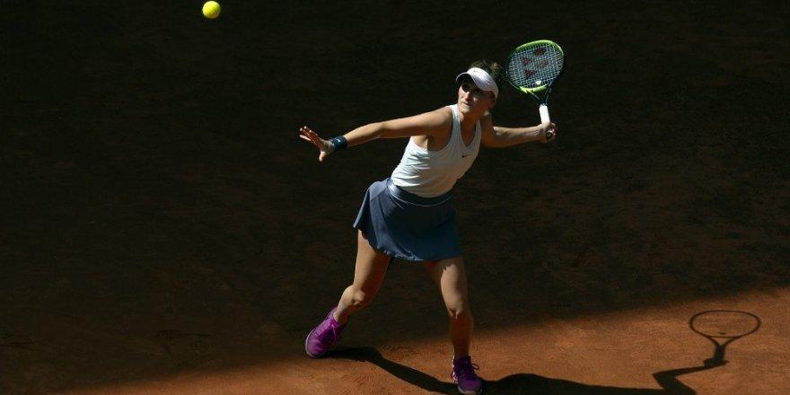 İstanbul Cup'ta ilk finalist Marketa Vondrousova
