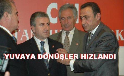 DSP, İP ve TDH' den ayrılanlar CHP' ye geçti