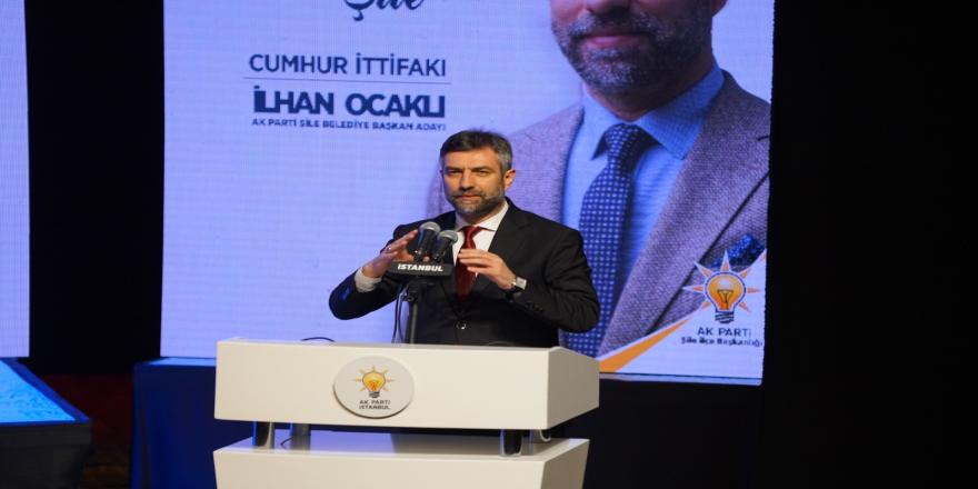 Şile Belediye Başkanı İlhan Ocaklı'dan Şile'ye mesaj