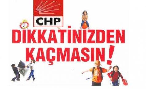 CHP'li Seçilmişler Aday Olmayacak