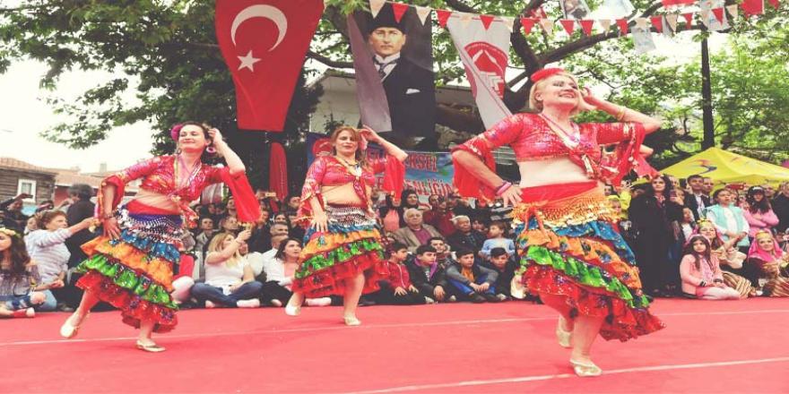 HIDIRELLEZ, BEYLİKDÜZÜ'NDE COŞKUYLA KUTLANDI