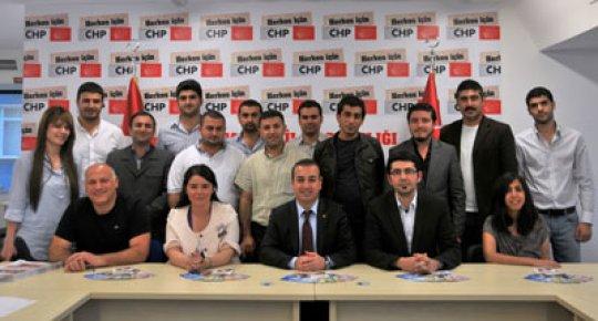 CHP Gençlik'te yeni dönem