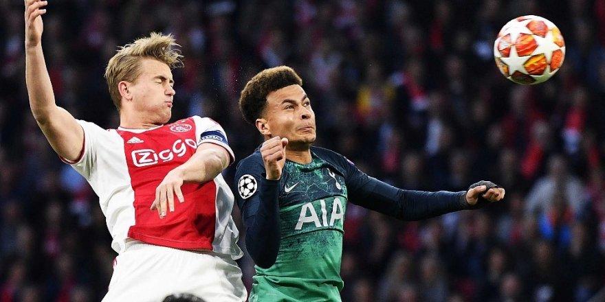 Devler Ligi'nde finalin adı: Tottenham - Liverpool