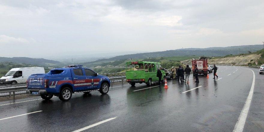 Arnavutköy'de dehşete düşüren olay