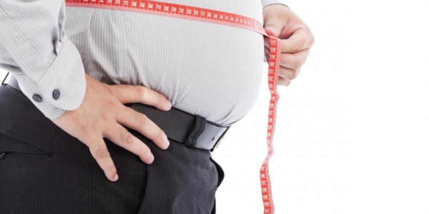 Türkiye'deki erkeklerin yüzde 24'ü obez