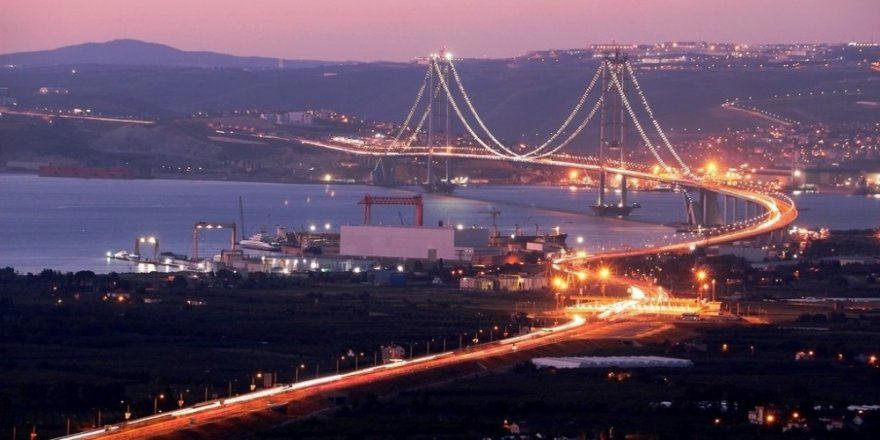 Osmangazi Köprüsü'nün 15 Aylık Hasılatı Belli Oldu