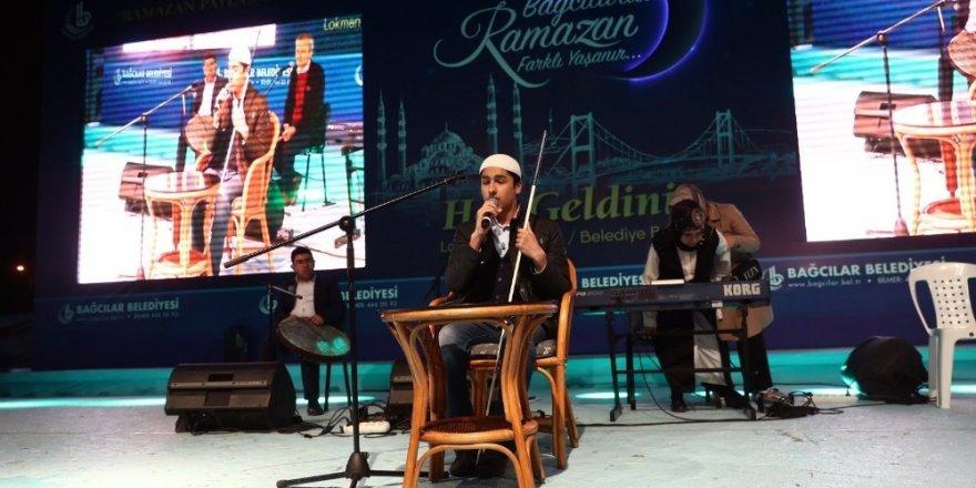 Engelliler Bağcılar'da unutulmaz bir Ramazan gecesi yaşattı