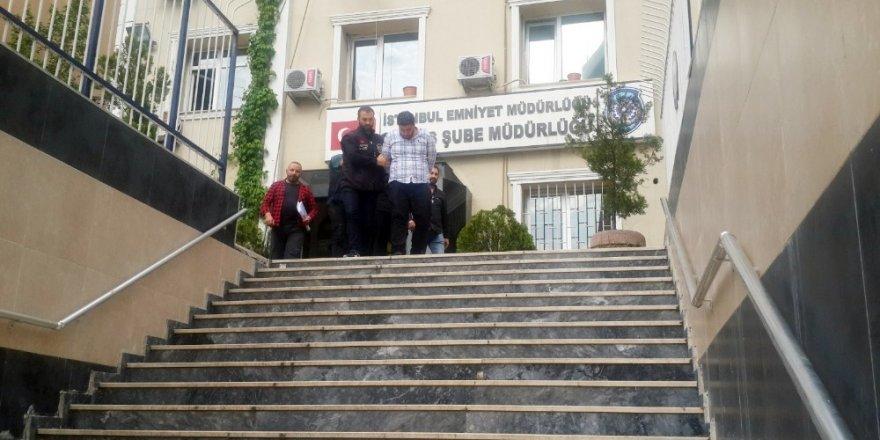 Aksaray ve Kuştepe'de sahte dolarla turistleri dolandıran turist çifti polis yakaladı