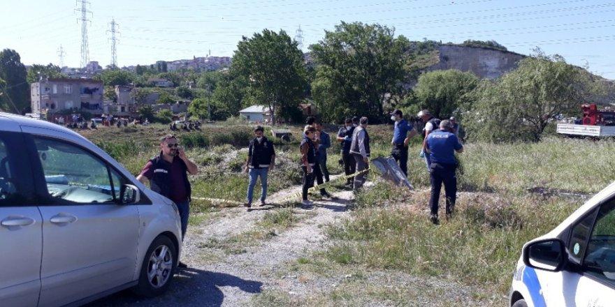 Ataşehir derede 13 yaşında çocuk cesedi bulundu