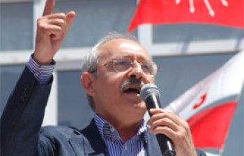 Kılıçdaroğlu: Açılım politikalarını lanetliyoruz!