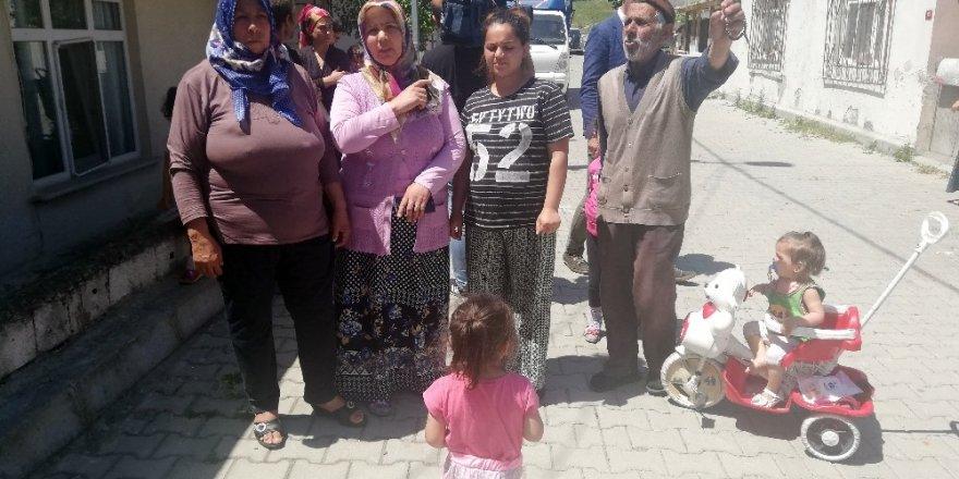 Başakşehir'de mahallelinin uyuşturucu tepkisi