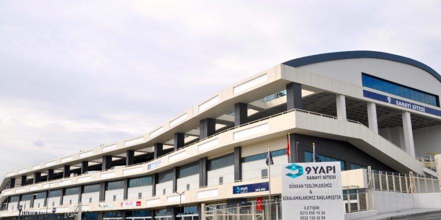 9 Yapı yeni nesil sanayi sistesini Esenyurt'ta hayata geçirdi