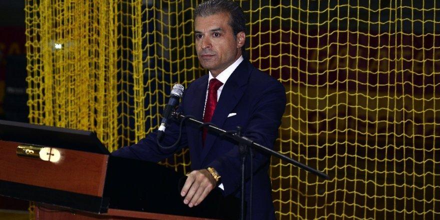 Galatasaray'ın borcu: 3 milyar 19 milyon 200 bin TL