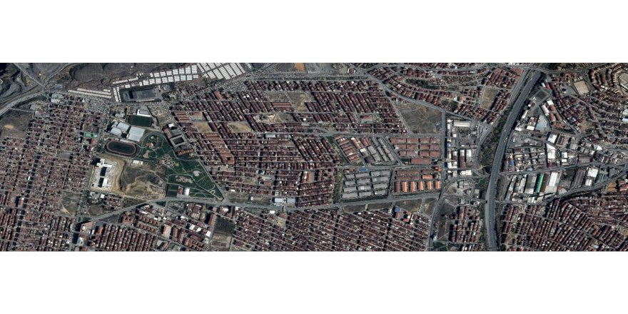 Sultangazi'de Caddeler Prestij Kazanıyor