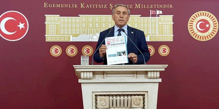 CHP GENEL BAŞKAN YARDIMCISI KAYA: