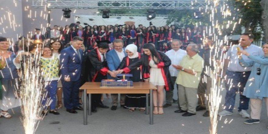 Başkan Deniz Köken'den üniversiteyi kazanan öğrencilere burs müjdesi