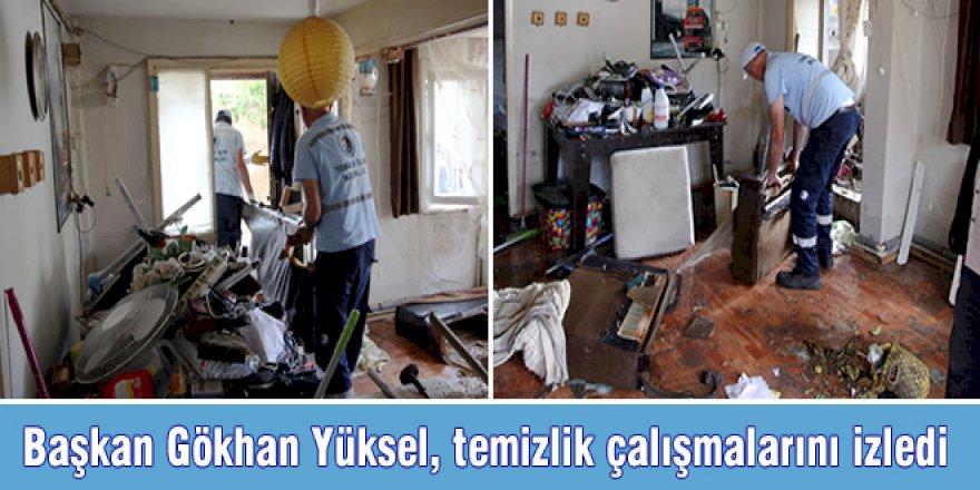 KARTAL BELEDİYESİ SELDEN ZARAR GÖREN VATANDAŞLARIN YARDIMINA KOŞTU