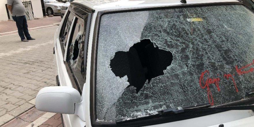Trafik Cezasına Sinirlenen Baba Sinir Krizi Geçirdi