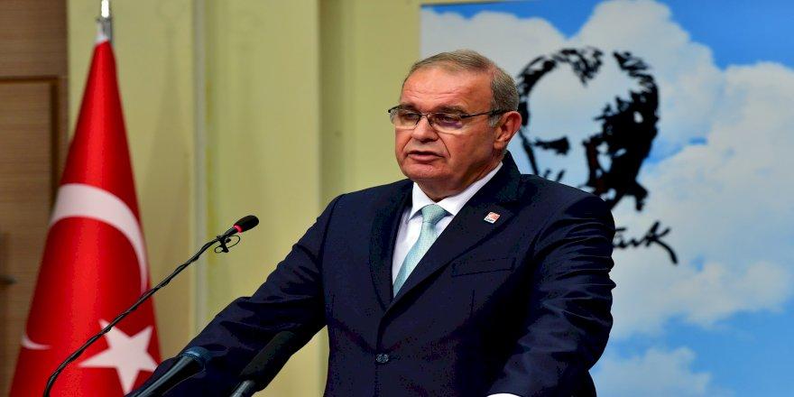 CHP GENEL BAŞKAN YARDIMCISI VE PARTİ SÖZCÜSÜ FAİK ÖZTRAK'IN BASIN TOPLANTISI (26 HAZİRAN 2019)