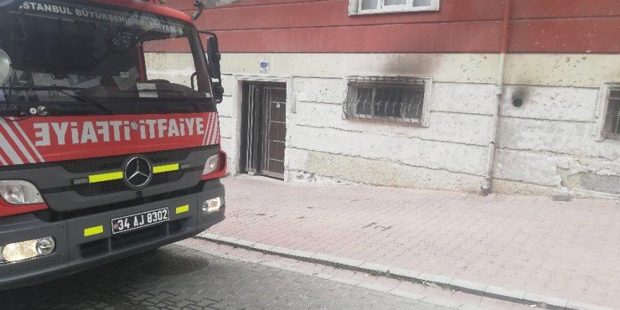 Çocukların Ateşle Oyunu Yangın Çıkardı