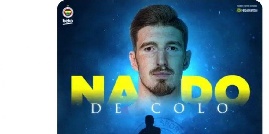 Nando De Colo, Fenerbahçe Beko'da