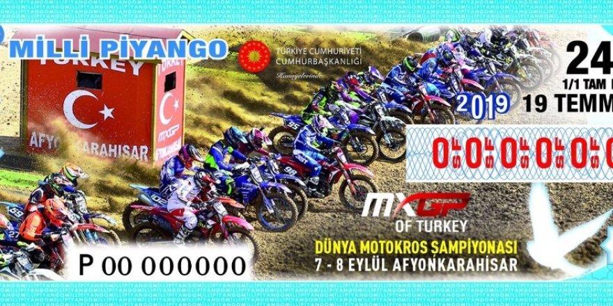 Dünya Şampiyonası için Milli Piyango'dan özel bilet