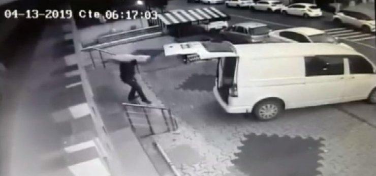 Ümraniye'de hırsızlar kasaplara dadandı