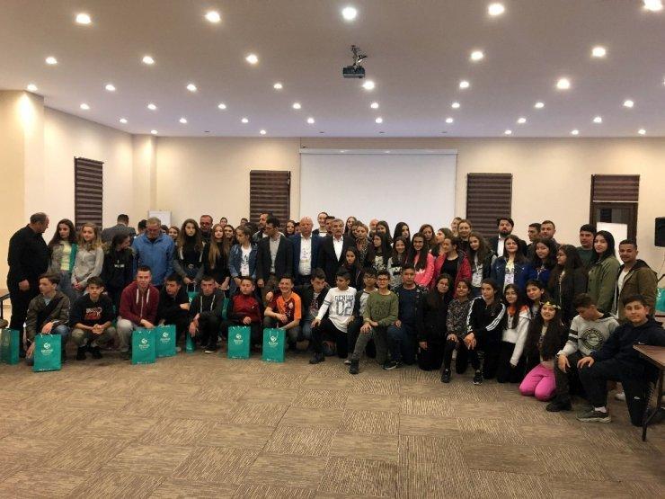 Beykoz'da 23 Nisan coşkusu kardeş şehirlerle yaşandı