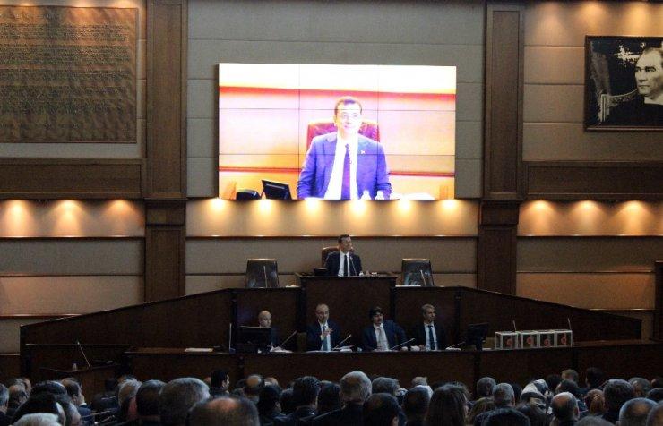 İBB Meclisi yeni dönemin ilk toplantısını gerçekleştirdi